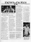 NEWS AND NOTES 1992, VOL.2, NO.26