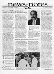 NEWS AND NOTES 1992, VOL.3, NO.2