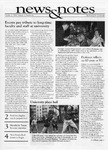 NEWS AND NOTES 1992, VOL.3, NO.4 by The Rockefeller University