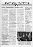 NEWS AND NOTES 1992, VOL.3, NO.6 by The Rockefeller University