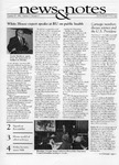 NEWS AND NOTES 1992, VOL.3, NO.7 by The Rockefeller University