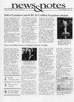 NEWS AND NOTES 1992, VOL.3, NO.8 by The Rockefeller University