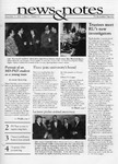 NEWS AND NOTES 1992, VOL.3, NO.10