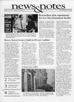 NEWS AND NOTES 1993, VOL.3, NO.15 by The Rockefeller University