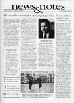 NEWS AND NOTES 1993, VOL.3, NO.16 by The Rockefeller University