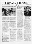 NEWS AND NOTES 1993, VOL.3, NO.30 by The Rockefeller University