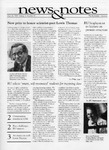 NEWS AND NOTES 1993, VOL.3, NO.31 by The Rockefeller University
