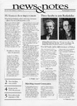NEWS AND NOTES 1993, VOL.3, NO.33 by The Rockefeller University