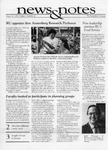 NEWS AND NOTES 1993, VOL.3, NO.36 by The Rockefeller University