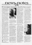 NEWS AND NOTES 1993, VOL.4, NO.4