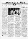 NEWS AND NOTES 1993, VOL.4, NO.6