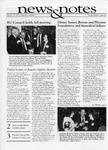 NEWS AND NOTES 1993, VOL.4, NO.7