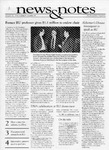 NEWS AND NOTES 1994, VOL.4, NO.14 by The Rockefeller University