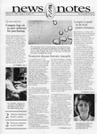 NEWS AND NOTES 1994, VOL.4, NO.19