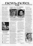NEWS AND NOTES 1995, VOL.5, NO.16