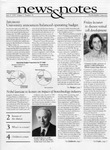 NEWS AND NOTES 1995, VOL.5, NO.29 by The Rockefeller University