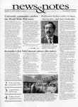 NEWS AND NOTES 1995, VOL.6, NO.3 by The Rockefeller University