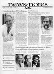 NEWS AND NOTES 1995, VOL.6, NO.6