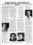 NEWS AND NOTES 1995, VOL.6, NO.13 by The Rockefeller University