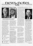 NEWS AND NOTES 1996, VOL.6, NO.16