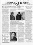 NEWS AND NOTES 1996, VOL.6, NO.18 by The Rockefeller University