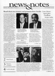 NEWS AND NOTES 1996, VOL.6, NO.22