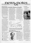 NEWS AND NOTES 1996, VOL.6, NO.30 by The Rockefeller University
