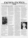NEWS AND NOTES 1996, VOL.6, NO.31