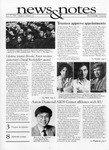 NEWS AND NOTES 1996, VOL.6, NO.32 by The Rockefeller University