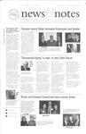 NEWS AND NOTES 2001, VOL. 12, NO.13
