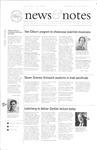 NEWS AND NOTES 2001, VOL.12, NO.14