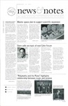 NEWS AND NOTES 2001, FEBRUARY 16 by The Rockefeller University