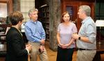 Leyla Vural, Franklin Hoke, Olga Nilova, and Matthew Covey by The Rockefeller University