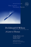 Dr. Edward O. Wilson: A Letter to Thoreau