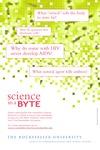 SCIENCE IN A BYTE