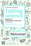 TALKING SCIENCE by The Rockefeller University