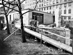 Construction Site. View no. 39, March 1957 by The Rockefeller University