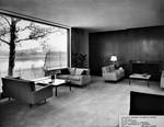 Interior. View no. 10, October 1957 by The Rockefeller University