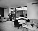 Interior. View no. 12, October 1957 by The Rockefeller University