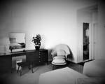 Interior. View no. 13, October 1957 by The Rockefeller University