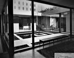 Interior. View no. 15, October 1957 by The Rockefeller University