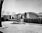 Exterior. View no. 3, December 1957 by The Rockefeller University