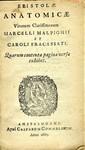 Malpighii, Marcelli; Fracassati, Caroli