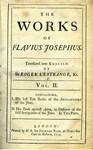Josephus, Flavius