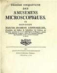 Ledermüller, Martin Frobenius