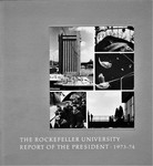 1973-1974 Report of the President