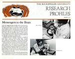 Messengers to the Brain: [Dr. Bruce McEwen] by Fulvio Bardossi and Judith N. Schwartz