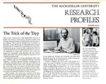 The Trick Of The Tryp: [Dr. George Cross] by Fulvio Bardossi and Judith N. Schwartz