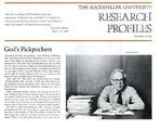 God's Pickpockets: [Dr. Abraham Pais]