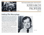 Stalking The Macrophage: [Dr. Zanvil A. Cohn] by Fulvio Bardossi and Judith N. Schwartz